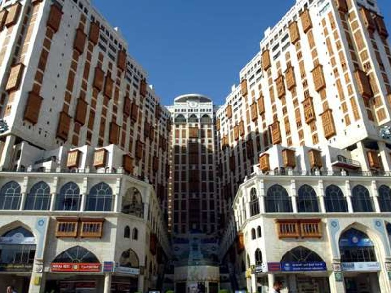 Hilton Tower Hotel Makkah